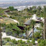 A Barcellonaun tuffo nelJardí Botànic Històric
