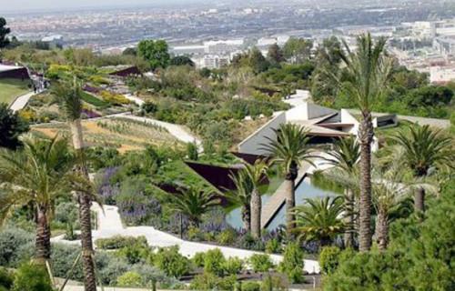 Barcellona giardino botanico