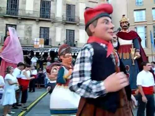 Los Gigantes Barcellona