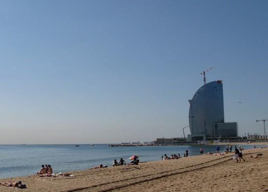 Lungomare Barcellona