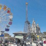 Parc d'Atraccions del Tibidado è uno dei luoghi più belli di Barcellona
