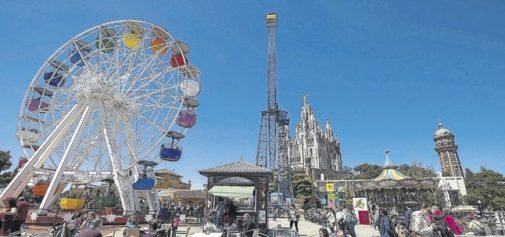 Parc d'Atraccions del Tibidado