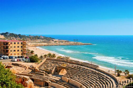 Tarragona Colosseo romano