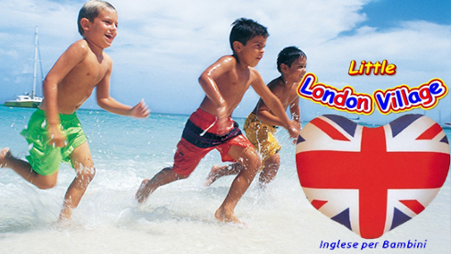 english summer camp per bambini