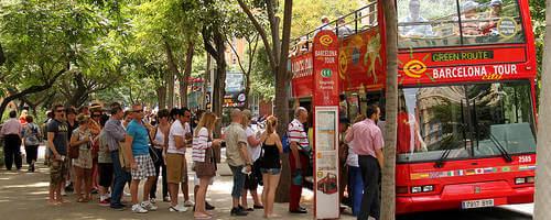 Barcellona turismo