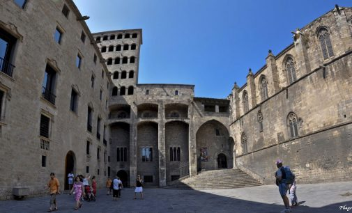 Barcelona Palau Reial Major