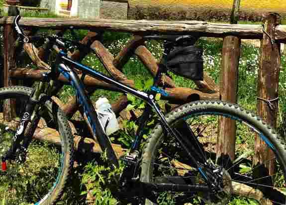 Soveria Mannelli escursione in bici