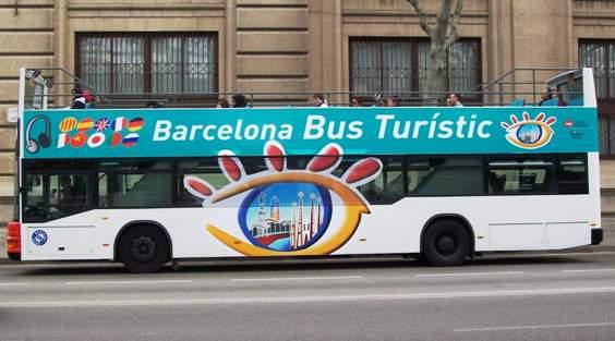autobus Barcelona Bus