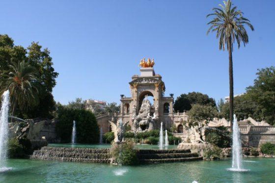 Barcellona Parc de la ciutadella