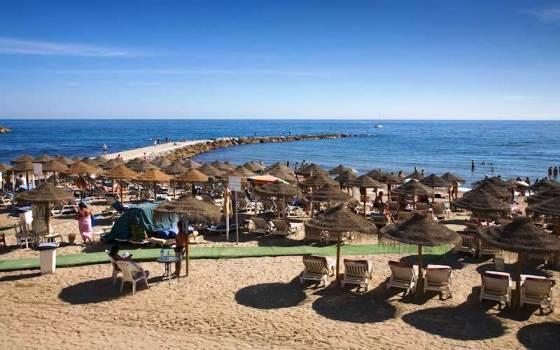 Barcellona spiagge Marbella