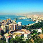 Malaga si scrolla il turismo sol y playa