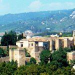 Vedere Malaga dall'alto del Castello di Gibralfaro