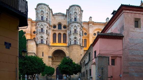 La Cattedrale della Incarnazione Malaga