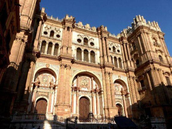 Malaga cattedrale