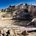 Per secoli sepolto sotto terra oggi è visitabile il teatro romano di Malaga