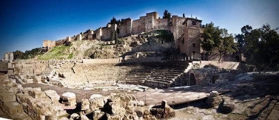 Teatro Romano di Malaga