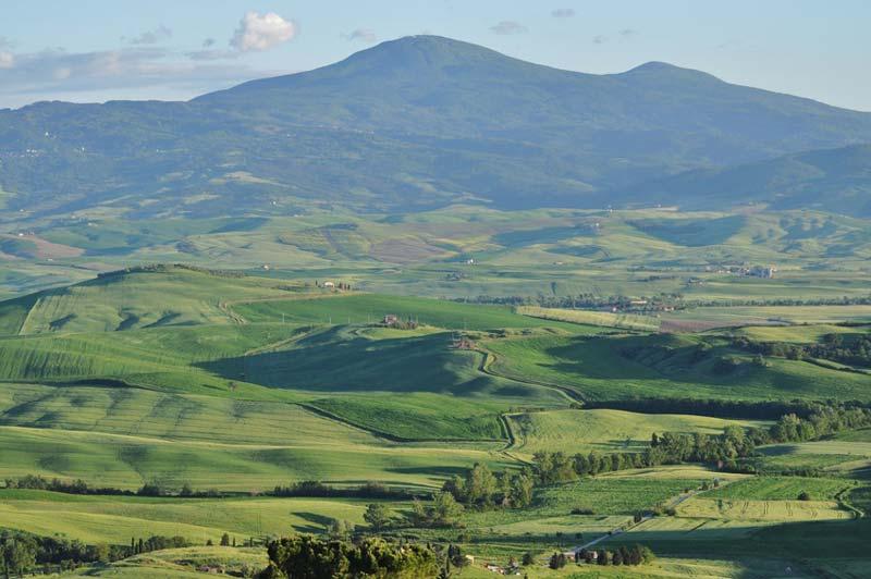Monte Amiata dove fare vacanze in Toscana