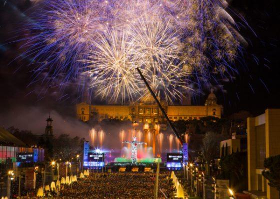 Barcellona feste di Natale