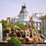 Da vedere a Madrid la Fontana di Cibele