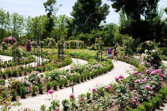 I giardini di Madrid