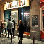 Madrid. La notte a Princesa è per gli studenti