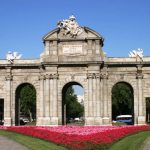 Cosa vedere a Madrid: Porta di Alcalà