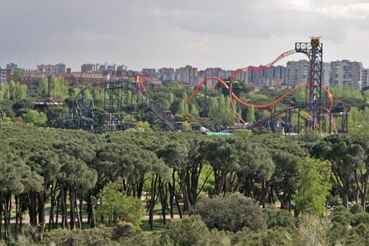 La Casa de Campo Madrid