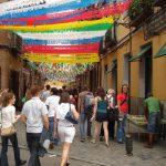La Latina offre una notte speciale a Madrid