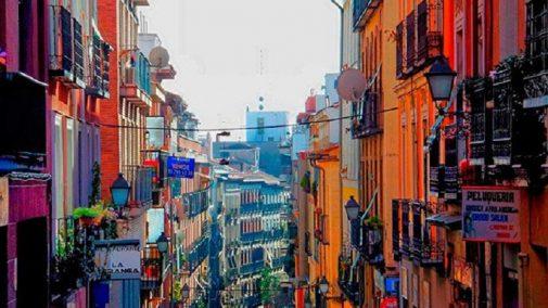 Lavapies Madrid