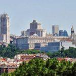 Madrid. Merita di essere visitata la zona dell'aeroporto Adolfo Suárez