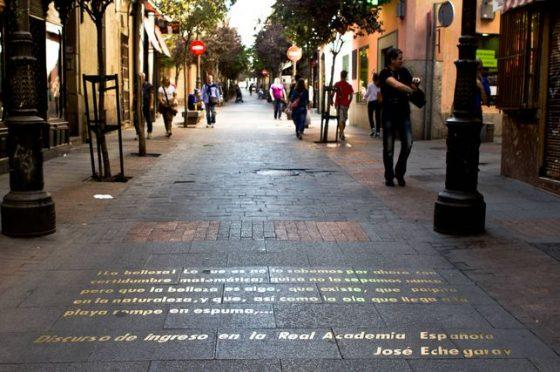 Madrid El Barrio de las Letras