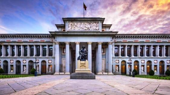 Madrid Museo nacional del Prado