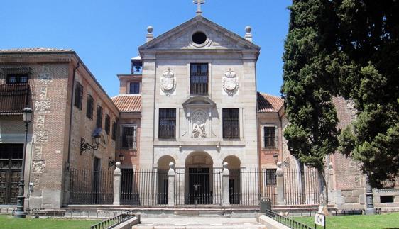Madrid Real Monasterio de la Encarnación