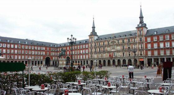 Madrid degli Austrias