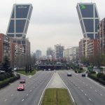 Ammirare la bellezza di Madrid percorrendo la Castellana