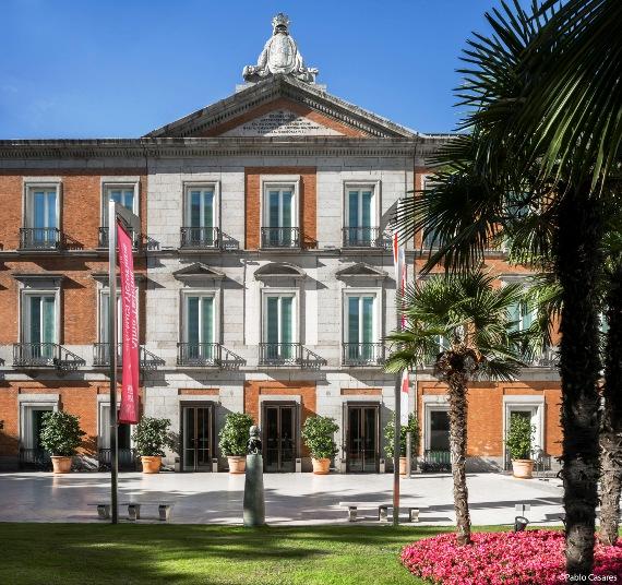 Museo Thyssen-Bornemisza Madrid
