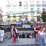 Madrid. A Chueca cabaret con spettacolo di drug queens