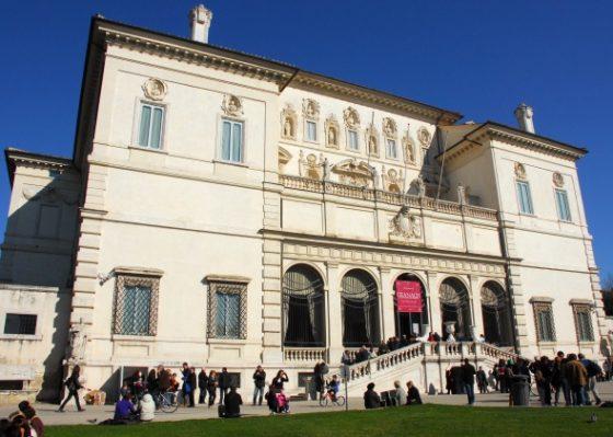 Roma Galleria Borghese