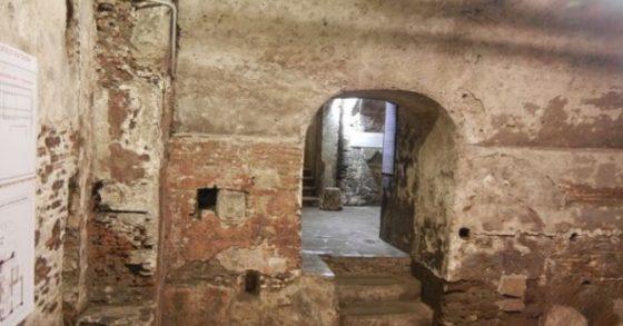 Roma Insula romana di San Paolo alla Regola