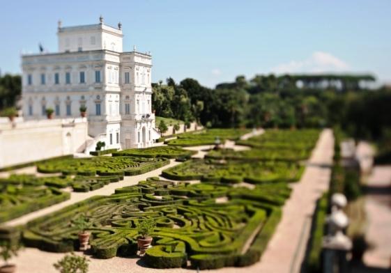 Roma Villa Pamphili