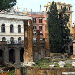 Roma. Da visitare l'area archeologica di fronte al Teatro Argentina