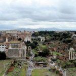 La città di Roma tra le mete più gettonate