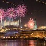 Bratislava regina del Capodanno low cost