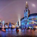 Bruxelles la migliore città europea per festeggiare il Capodanno
