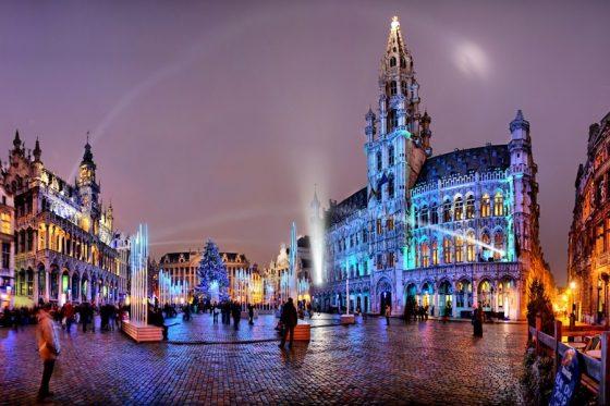 Capodanno Bruxelles