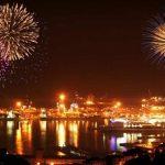 Capodanno a Malta in piazza St. George alla Valletta