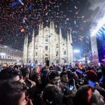 Capodanno 2018 a Milano tra piazza Duomo e movida