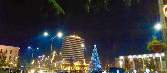 Capodanno Tirana