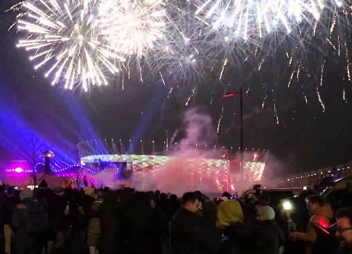 Capodanno Varsavia