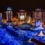 Capodanno a Kiev: una festa ricca di pranzi e balli